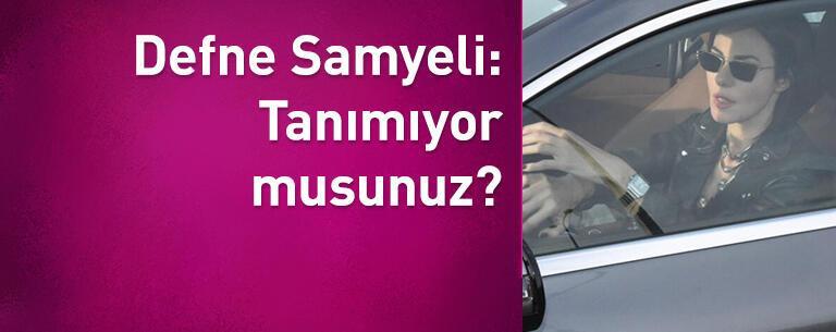 Defne Samyeli: Aaa tanımıyor musunuz?