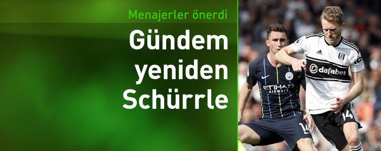 Schürrle yeniden Beşiktaş'ın gündeminde