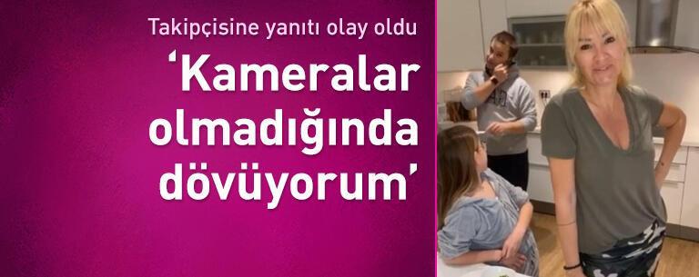 Pınar Altuğ: Kameralar olmadığında aslında dövüyorum