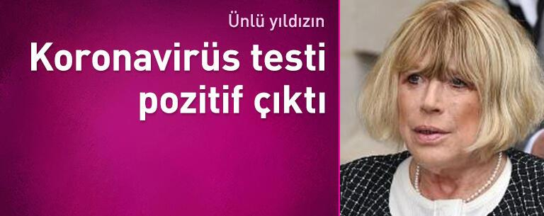 Koronavirüs testinin pozitif çıktığını açıkladı