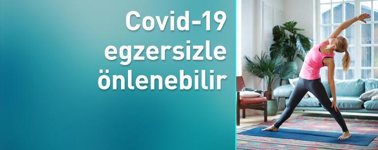 Covid-19 egzersizle önlenebilir