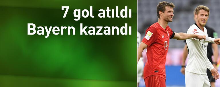 Bundesliga'da 7 gollü müthiş maç