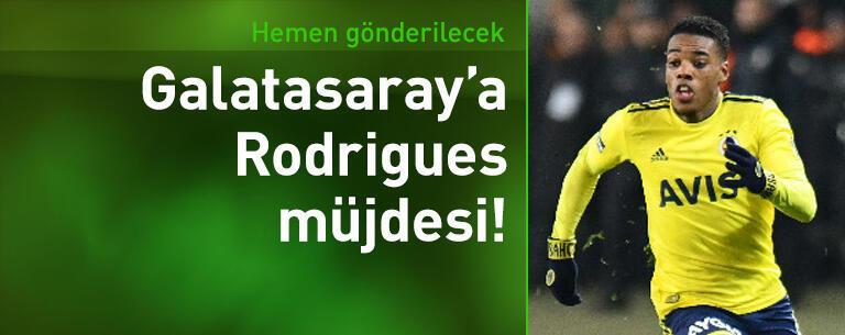 Galatasaray'a Garry Rodrigues müjdesi!