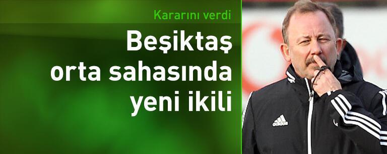 Beşiktaş'ta yeni ikili: Dorukhan&Fatih