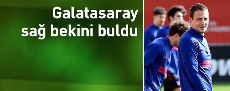 Galatasaray sağ bekini buldu