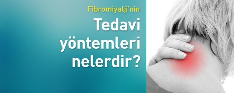 Fibromiyalji'nin tedavi yöntemleri nelerdir?