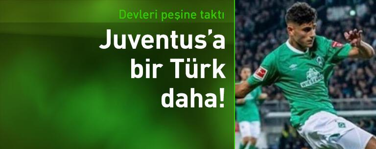 Eren Dinkçi'ye Juventus talip