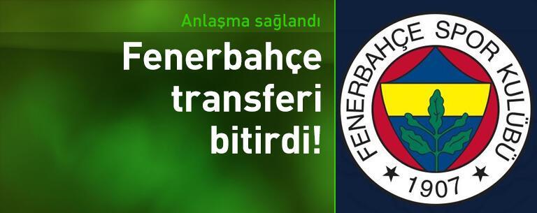 Fenerbahçe Barış Sungur'u transfer etti