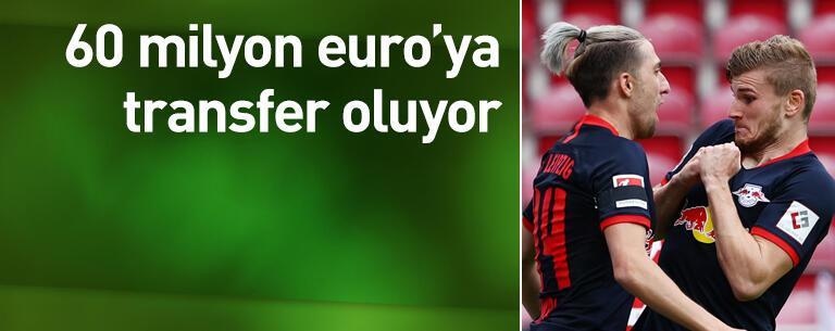 60 milyon euro'ya transfer oluyor