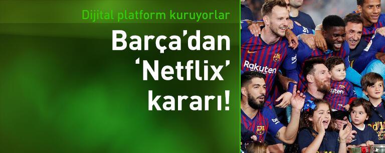 Barcelona dijital platform kuruyor