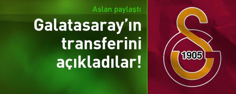 Galatasaray'ın Belaili transferini açıkladılar!