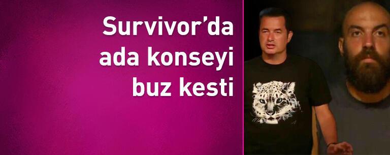 Survivor'da Sercan Yıldırım şaşkına çevirdi