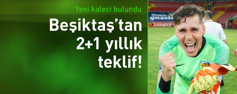 Beşiktaş'tan Silviu Lung'a teklif!