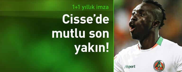 Papiss Cisse adım adım Beşiktaş'a!