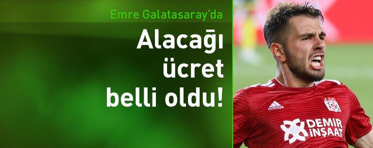 İşte Emre Kılınç'ın Galatasaray'dan alacağı ücret!