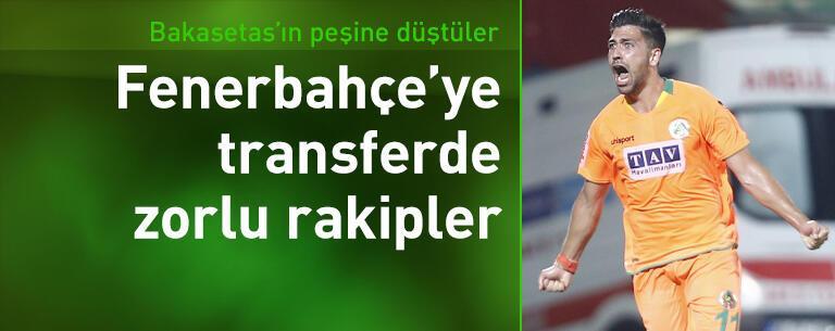 Bakasetas'ta Fenerbahçe'ye zorlu rakipler!