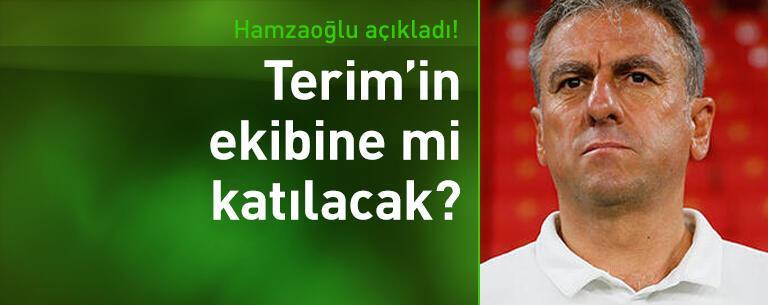 Hamza Hamzaoğlu'ndan Fatih Terim açıklaması