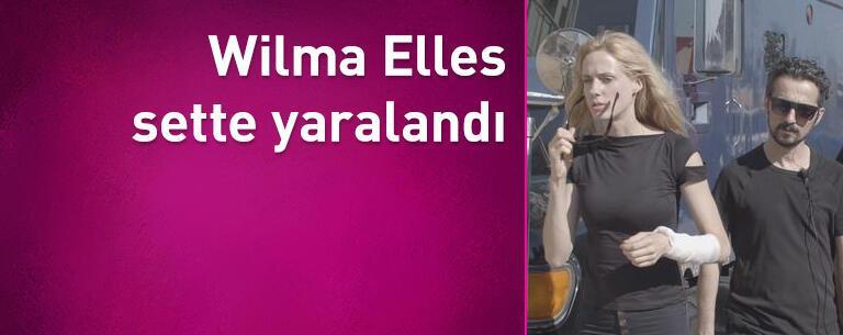 Wilma Elles sette yaralandı