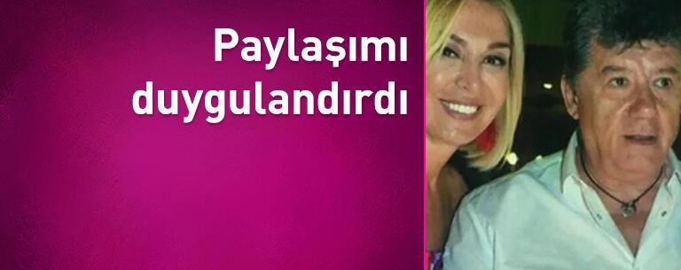 Gülenay Kalkan'dan Tarık Ünlüoğlu paylaşımı