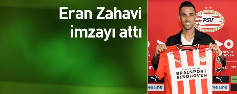 Eran Zahavi imzayı attı