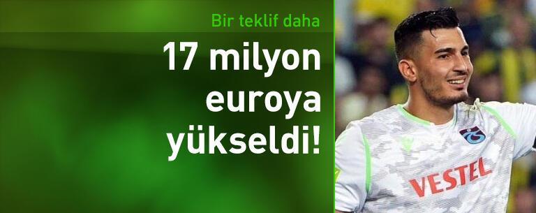 Uğurcan Çakır teklifi 17 milyon euroya yükseldi!