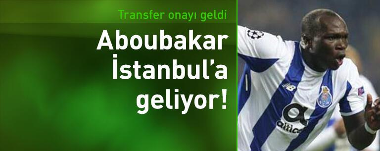 Vincent Aboubakar özel uçakla İstanbul'a geliyor!