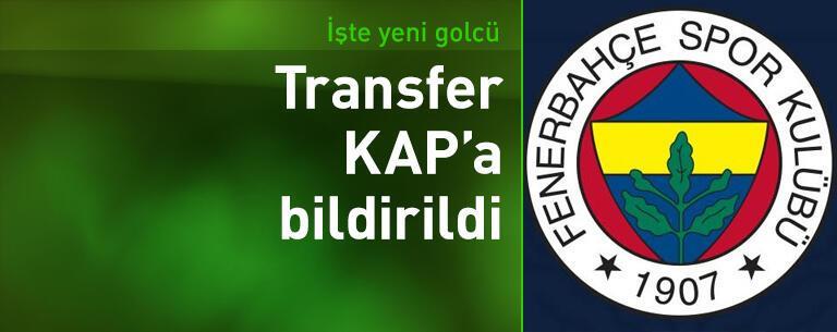 Fenerbahçe Samatta'yı KAP'a bildirdi!