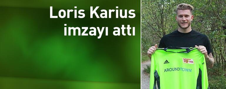 Loris Karius imzayı attı