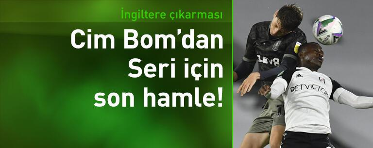 Galatasaray'dan Seri için son hamle!