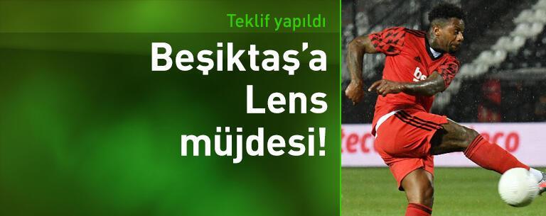 Spartak Moskova Lens'i istiyor!