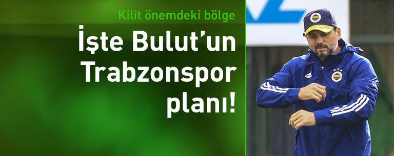 İşte Erol Bulut'un Trabzonspor planı!