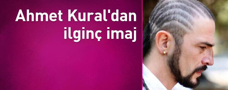 Ahmet Kural'dan ilginç imaj