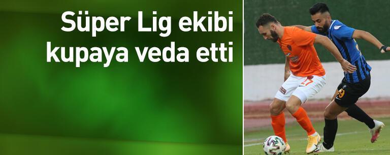 Türkiye Kupası'nda günün skorları