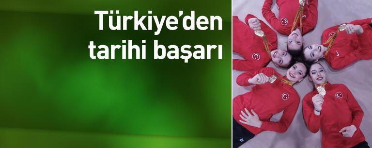 Türkiye'den tarihi başarı
