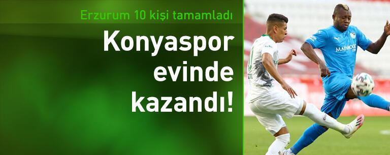 Konyaspor - BB Erzurumspor: 2-0