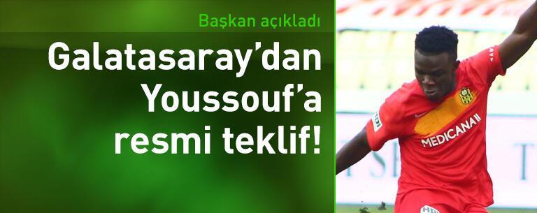 Galatasaray'dan Youssouf Ndayishimiye için resmi teklif!