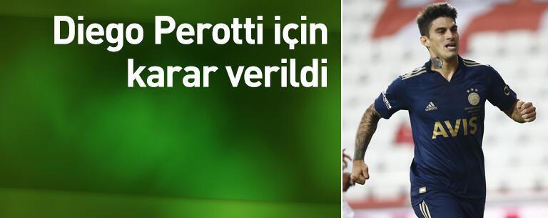 Perotti ameliyat olacak