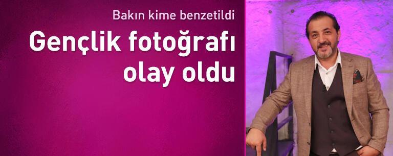 Mehmet Yalçınkaya'nın gençlik fotoğrafı olay oldu