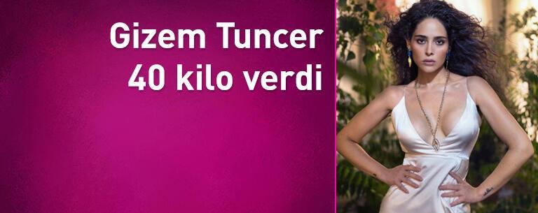 Mahmut Tuncer'in kızı Gizem Tuncer 40 kilo verdi