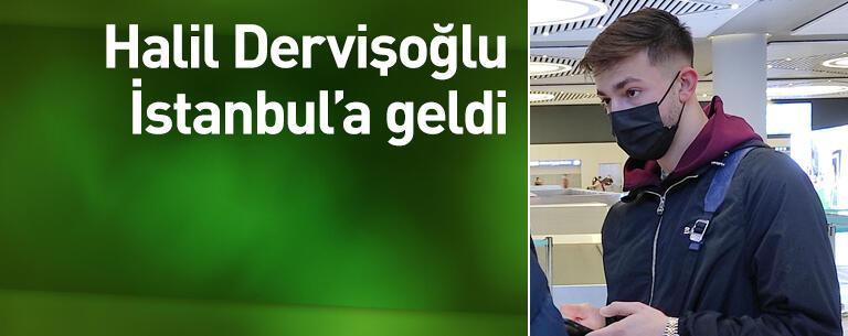 Halil Dervişoğlu Galatasaray'da