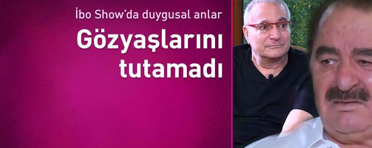 İbo Show'da Mehmet Ali Erbil rüzgarı!