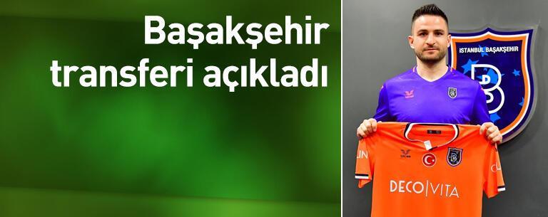 Ömer Ali Şahiner Başakşehir'de