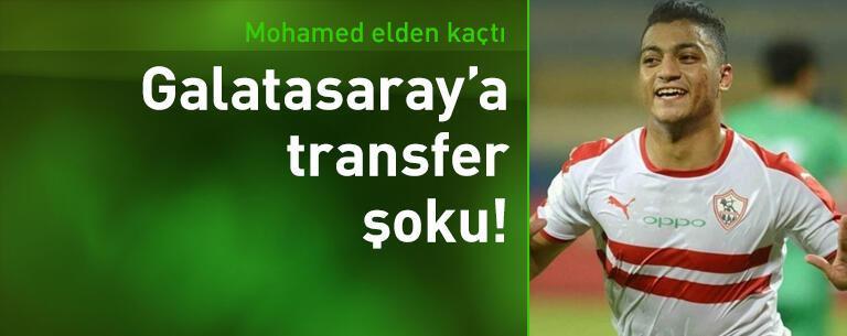 Mostafa Mohamed St.Etienne ile anlaştı!