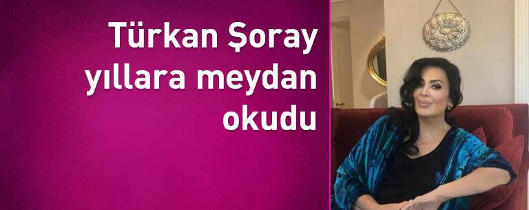 Türkan Şoray son görünümüyle yıllara meydan okudu
