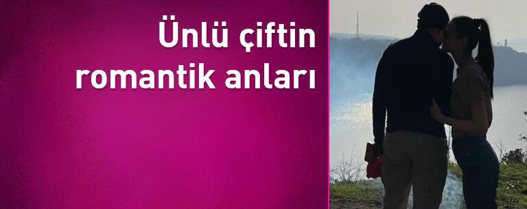 Yasemin- İzzet Özilhan çiftinin 'ateşli' romantizmi