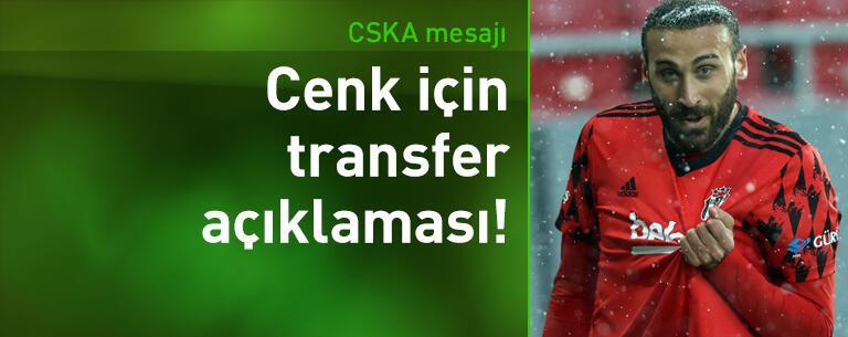 Cenk Tosun için transfer açıklaması!
