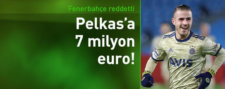 Fenerbahçeli Pelkas'a transfer teklifi!