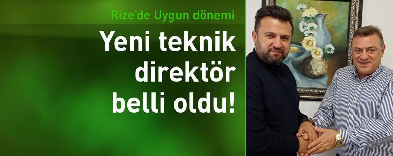 Çaykur Rizespor Bülent Uygun'la anlaştı
