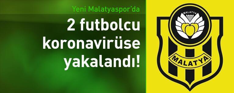 Yeni Malatyaspor'da 2 koronavirüs vakası!