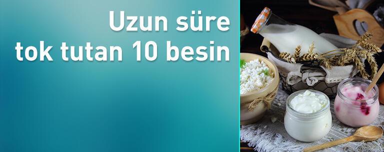 Ramazanda uzun süre tok tutan 10 besin